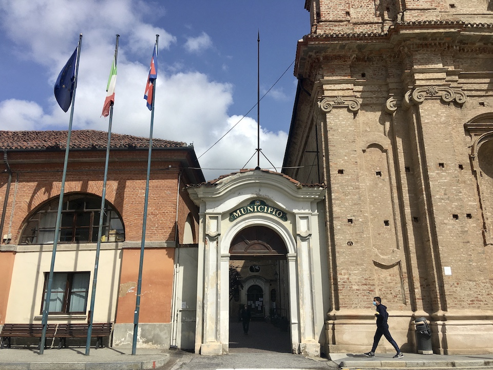 Covid-19: nuovo orario di apertura uffici comunali Comune di Carmagnola