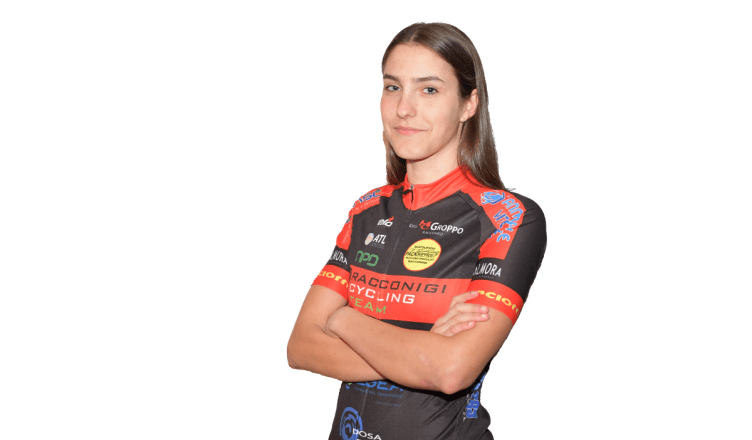 Sofia Nicolini Racconigi Cycling Team Nazionale italiana di Ciclismo su pista