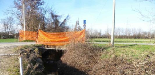 ponte rio cocchi carmagnola via molinasso