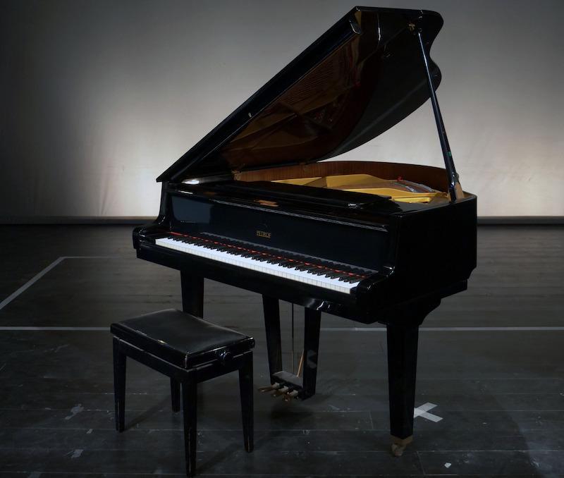 pianoforte soms Racconigi progetto cantoregi