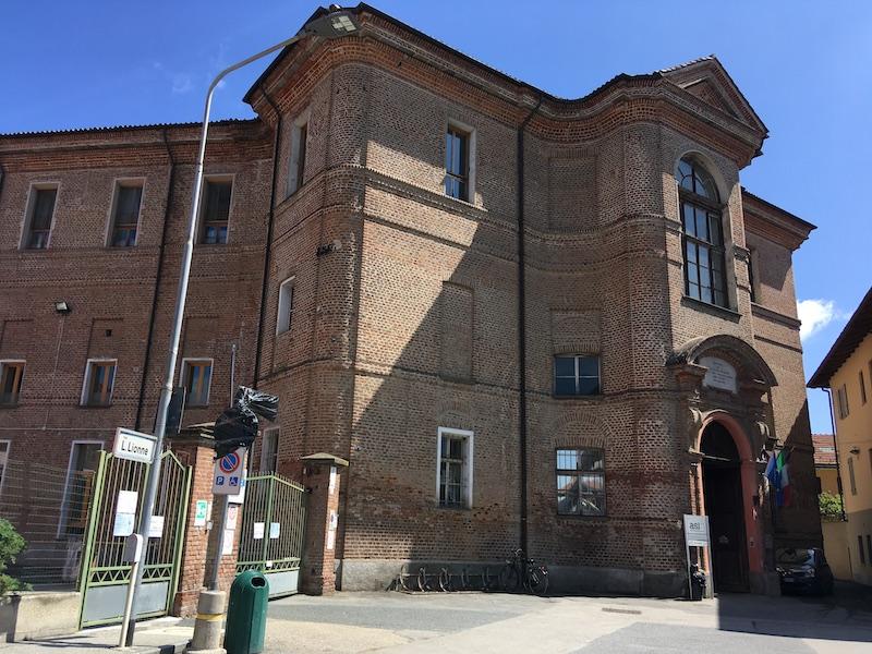 San Lorenzo Ospedale terapia intensiva Carmagnola