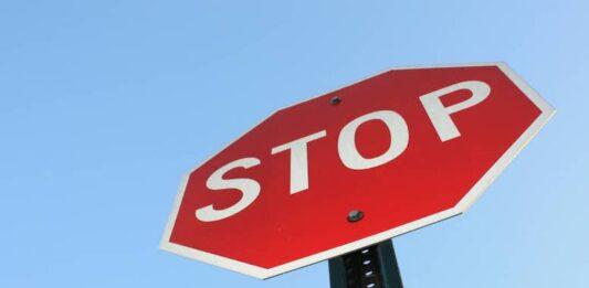stop viabilità carmagnola