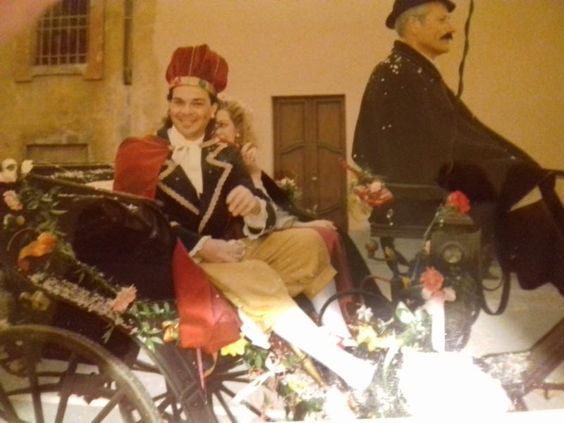 mostra 30 anni di Re Peperone a Carmagnola
