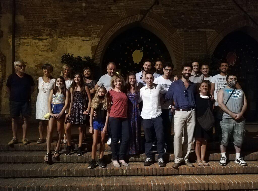 Fallen di Nicolò Fumero a Carmagnola film horror regista carmagnolese