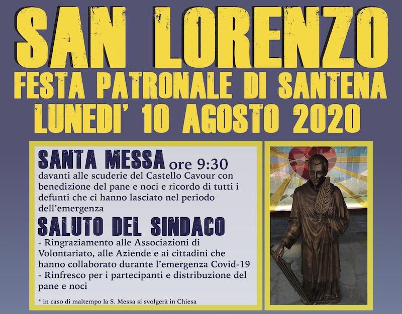 san lorenzo santena 2020