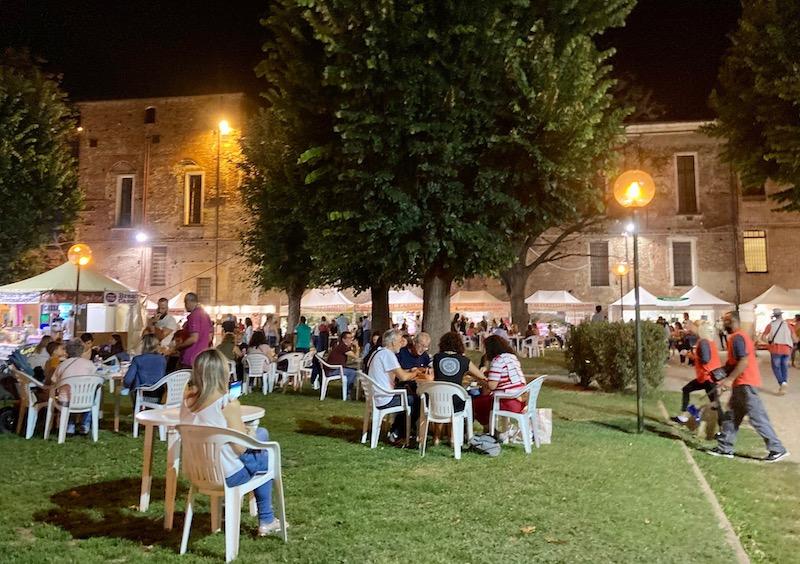 Fiera del Peperone di Carmagnola 2020 foto Francesco Rasero