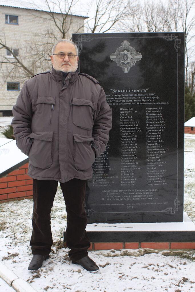 Massimo Bonfatti Chernobyl