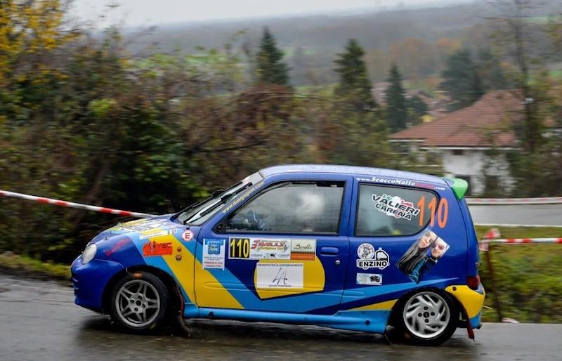 Valieri Carena rally Castiglione 2019 ph Elio Magnano