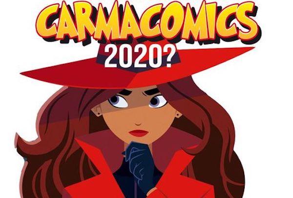 carmacomics 2020