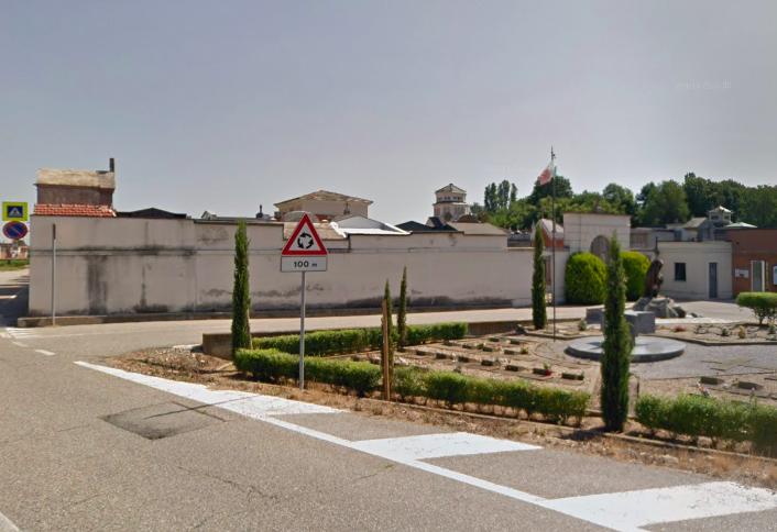 cimitero di poirino festa del camposanto