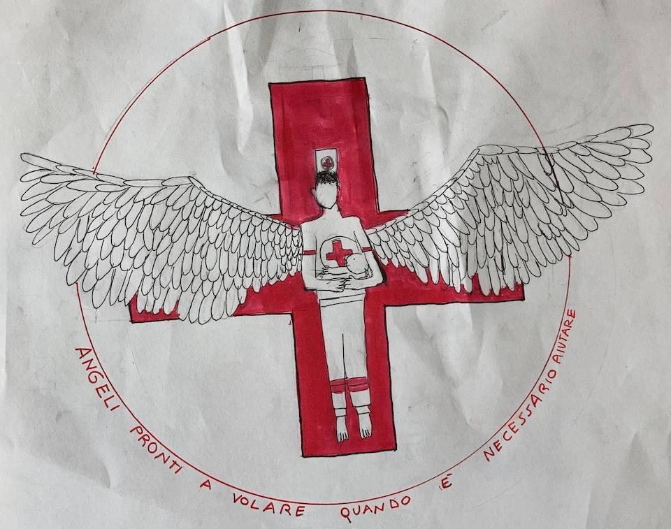 concorso cri racconigi bambini croce rossa