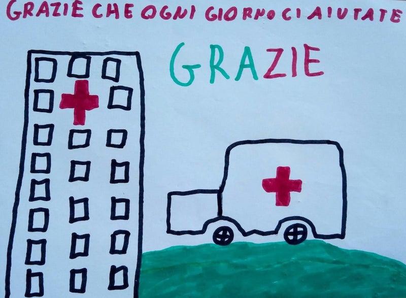 cri racconigi bambini croce rossa