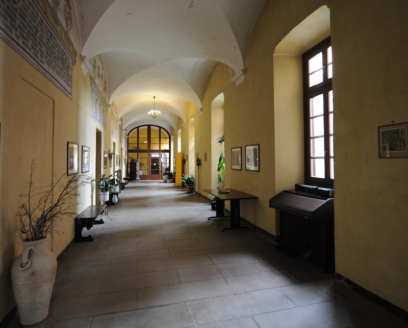Abbazia Santa Maria Caramagna Medioevo