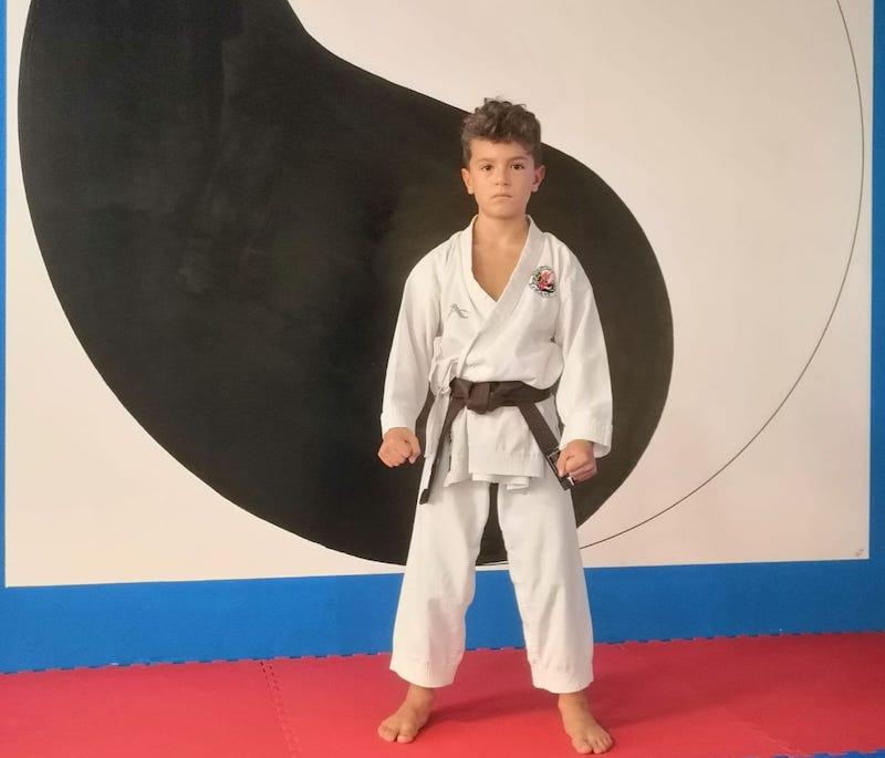 Karate Nardaccio torneo online di karate Carmagnola