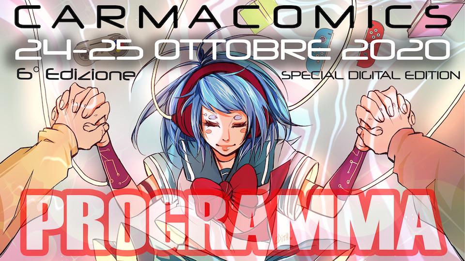 programma Carmacomics 2020