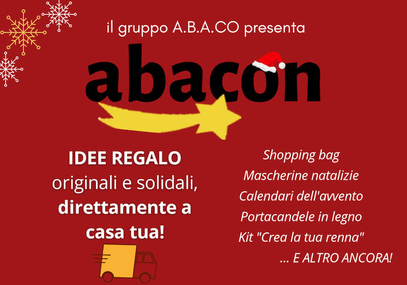 Abacon mercatino natalizio Carignano