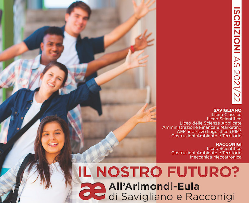Arimondi Eula orientamento scolastico 2020 2021