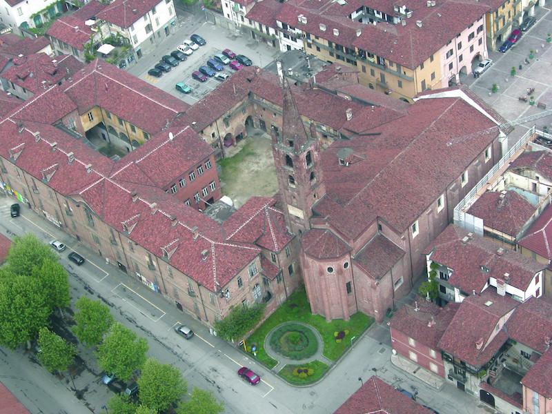 luoghi del cuore fai 2020 chiesa di sant'agostino carmagnola