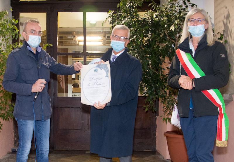 massimo uberti delfino di platino ph Enrico Perotti