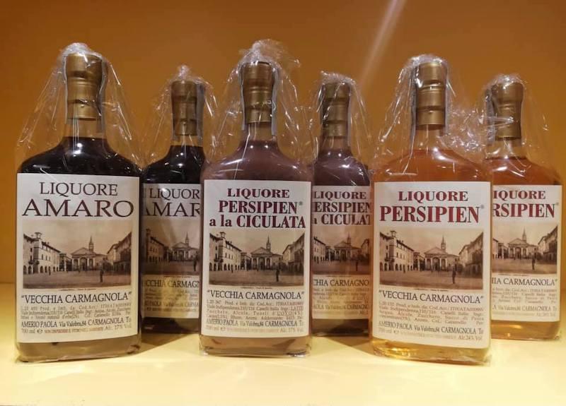 Liquore Carmagnola