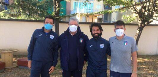 Csf Carmagnola patentino Uefa C