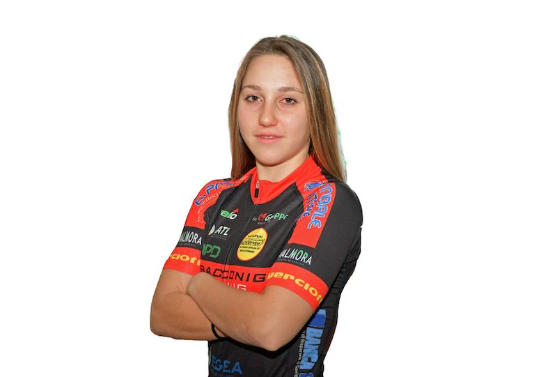 Valentina Basilico in Nazionale Italia