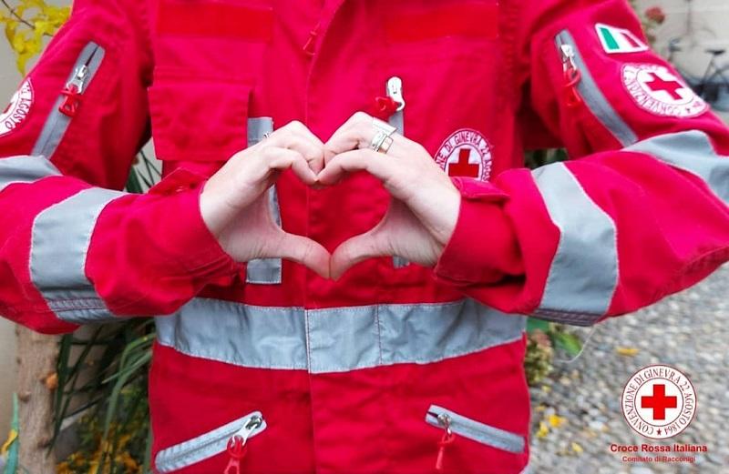 servizio civile alla croce rossa racconigi 2021