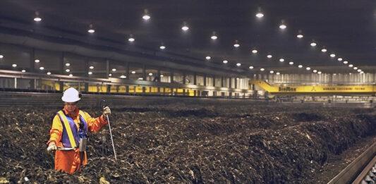 biodigestore piobesi Vinovo rifiuti zero waste