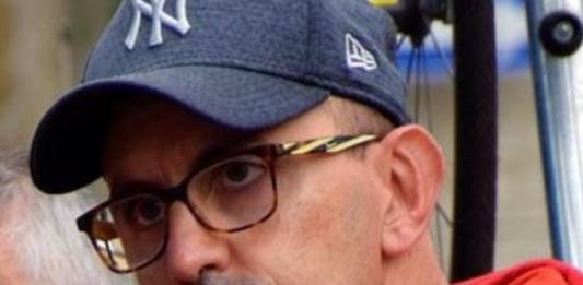 Roberto De Filippo, il nuovo direttore sportivo del Racconigi Cycling Team per la stagione 2021