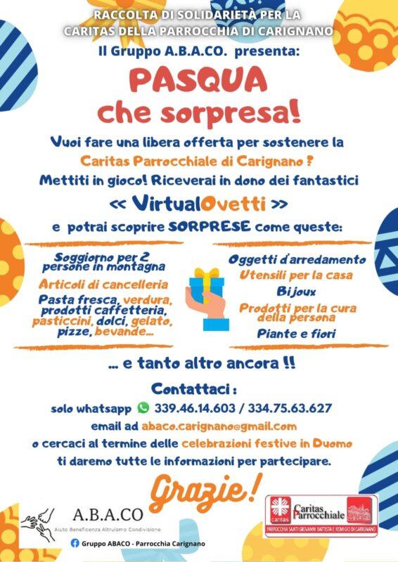 Carignano VirtualOvetti