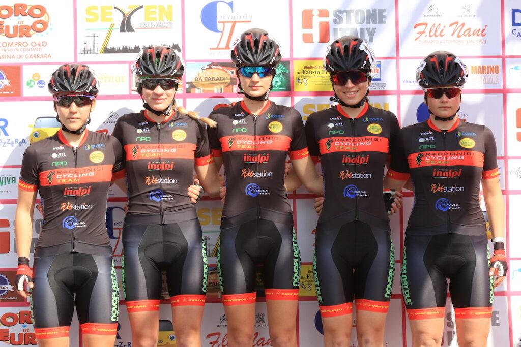 Racconigi Cycling Team Toscana