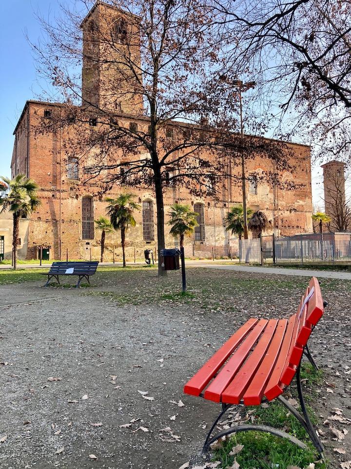 panchina rossa carmagnola teodora Ludovico