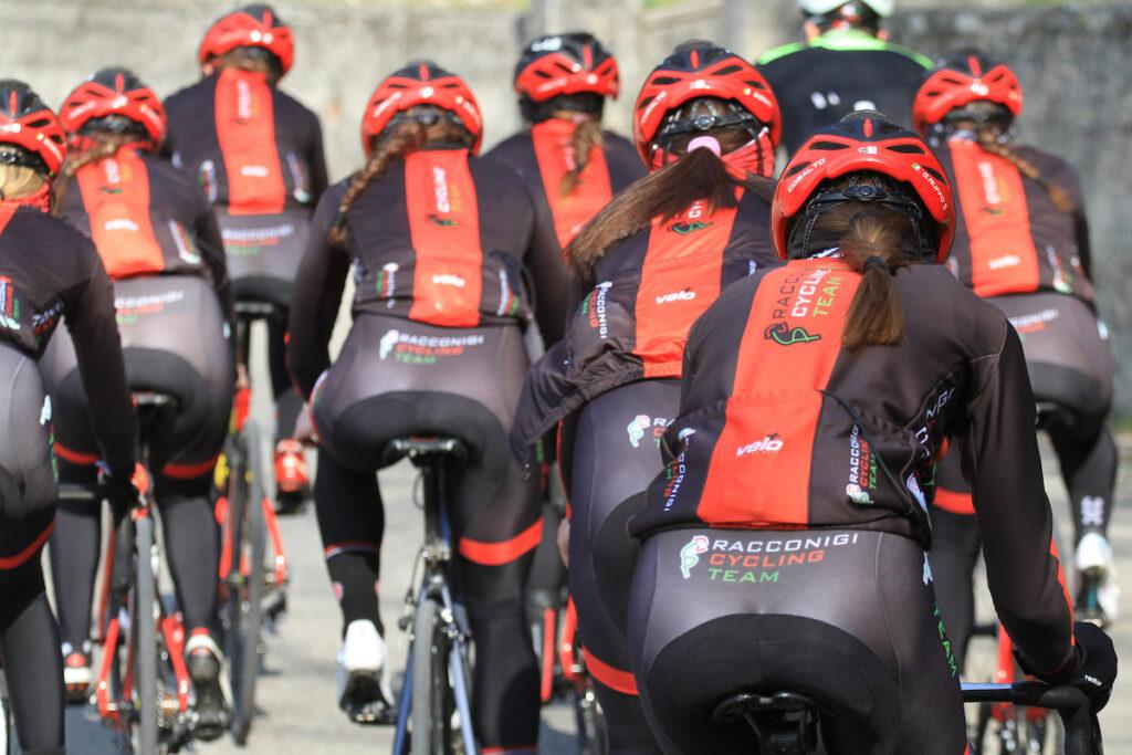 presentazione Racconigi Cycling Team
