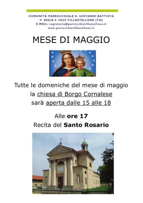 rosario borgo cornalese