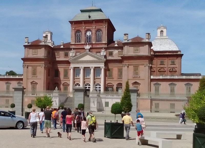 visite guidate castello Racconigi