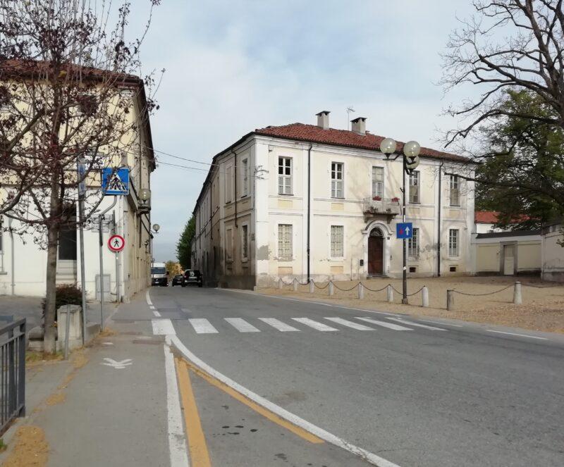 provinciale 122 Villastellone
