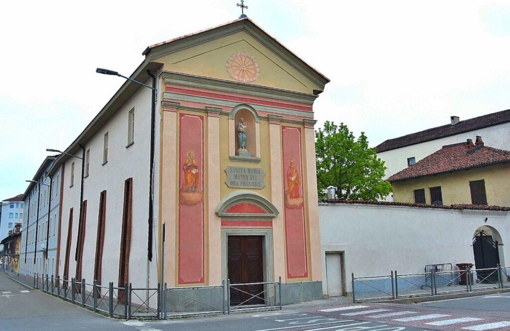 chiesa rumena di carmagnola