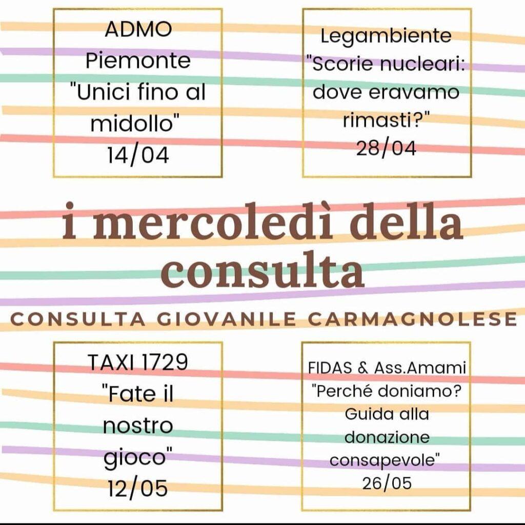 Consulta Giovanile Carmagnolese
