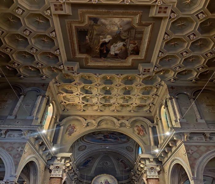 lavori chiesa Piobesi