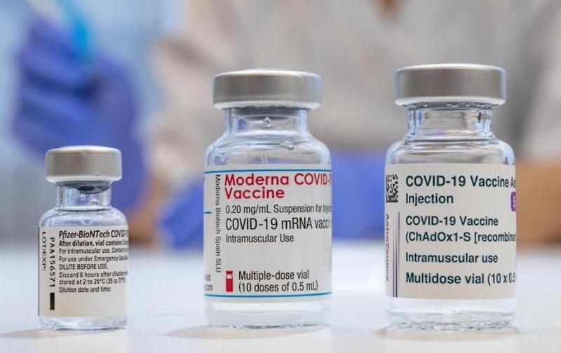 vaccino anti-Covid Asl TO5