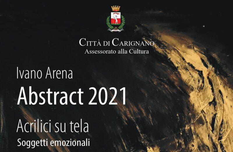 mostra abstract 2021 carignano