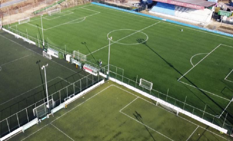 training camp Juventus