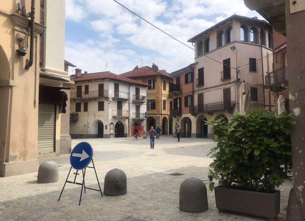 Carmagnola Piazza Garavella