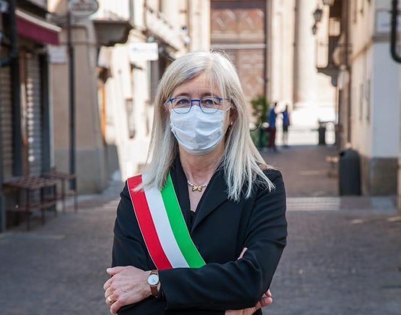 sindaco di Carmagnola, Ivana Gaveglio