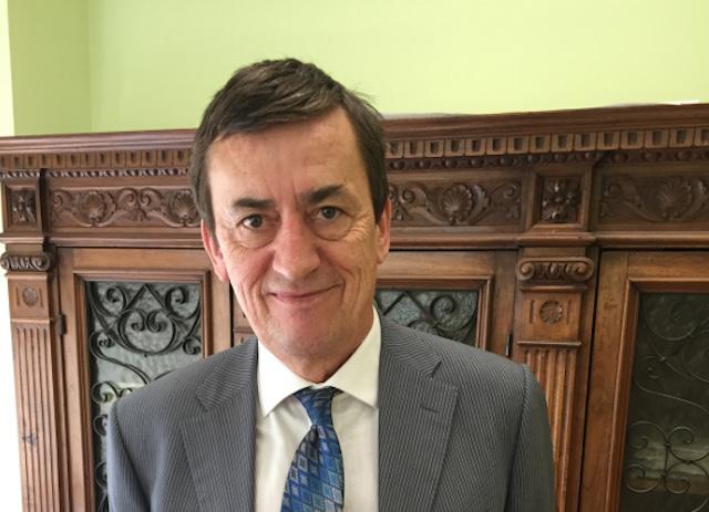 Angelo Pescarmona direttore generale dell'Asl TO5