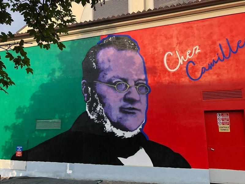 murales Cavour santena