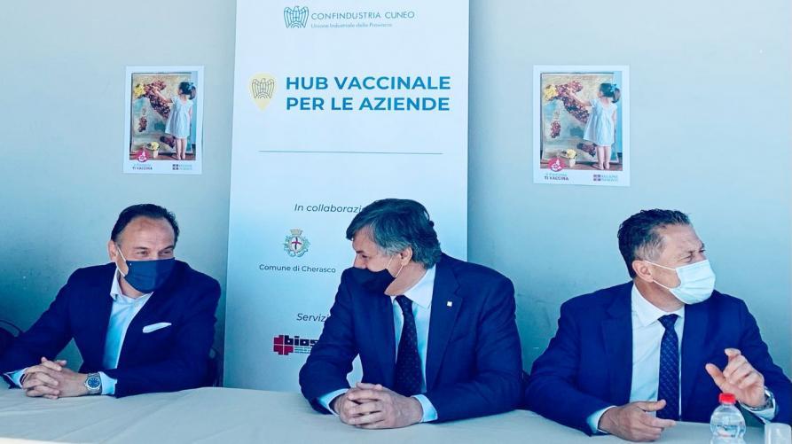 vaccinazioni aziende piemonte