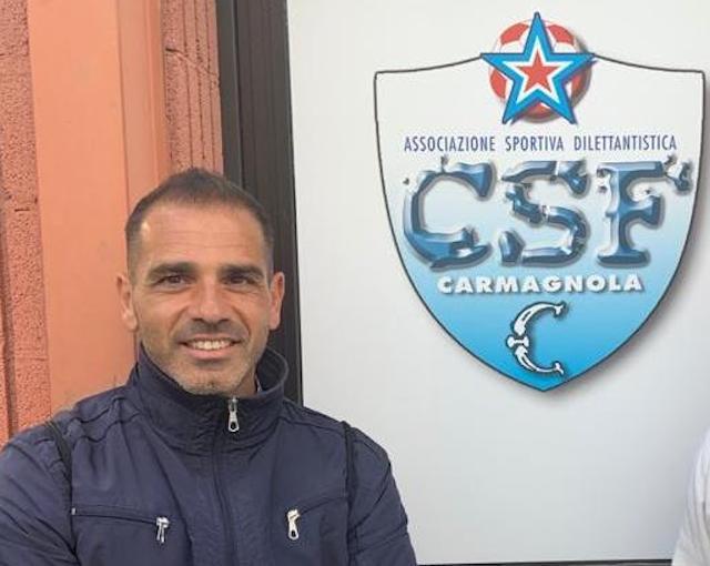 Antonio Rega Csf Carmagnola