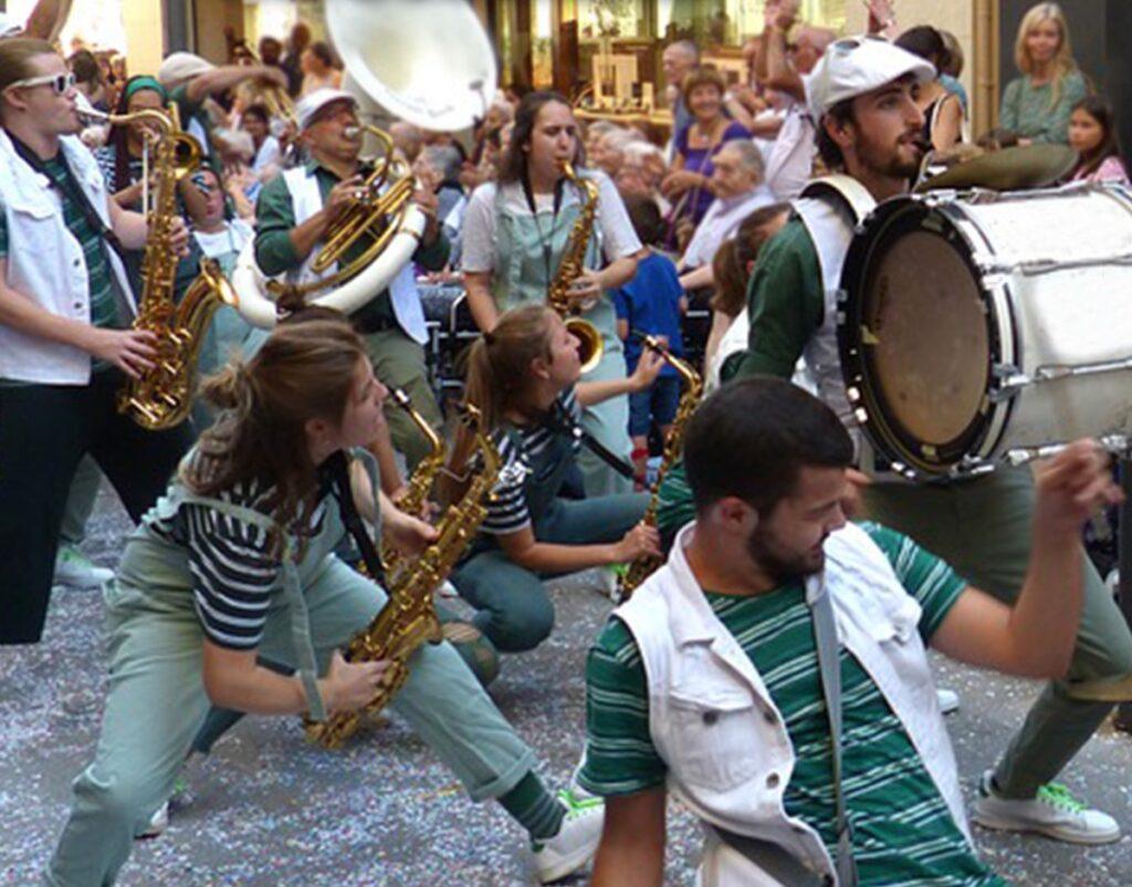 musica di strada Carmagnola