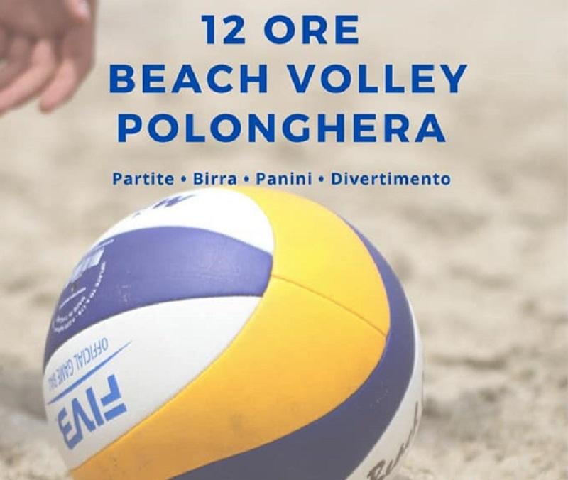 beach volley polonghera